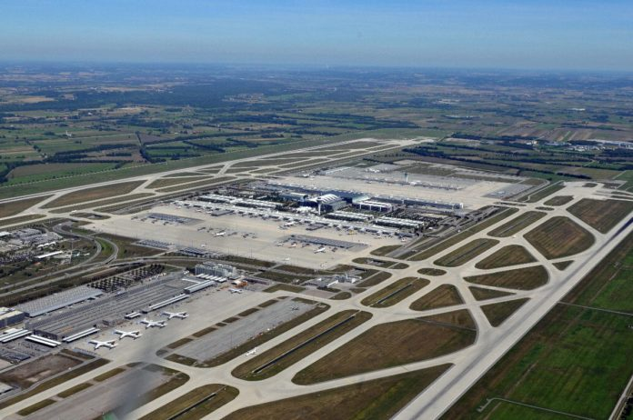 Third runway to be added to the Munich airport - photo: dpa