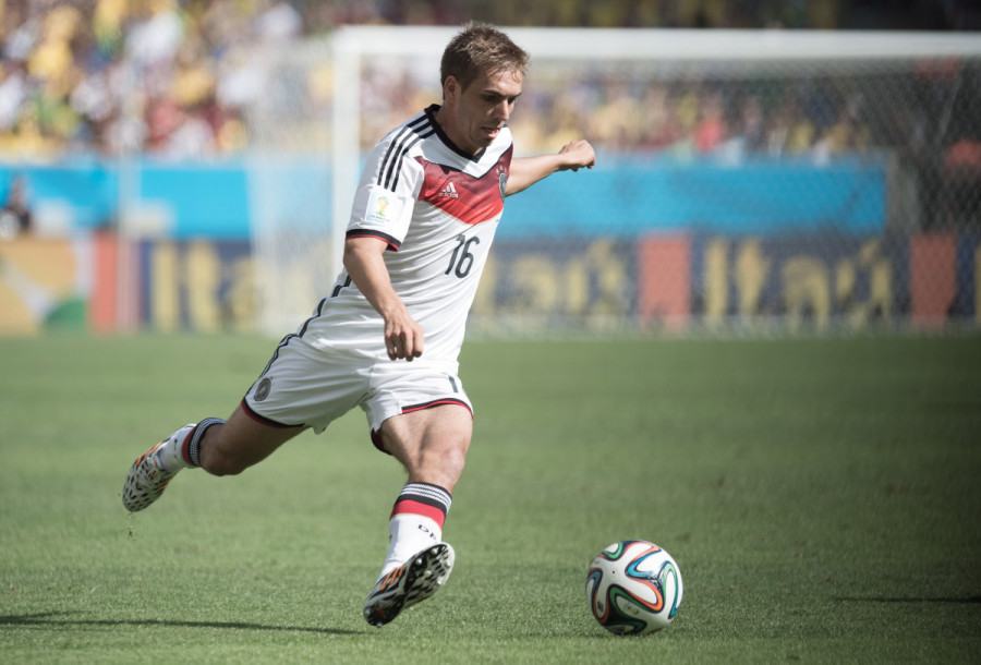 10 year national team memberPhillip Lahm retires from international competition -- phto: dpa