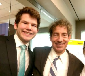 Congressman Raskin of Maryland, who introduced the Oversight Commission on Presidential Capacity Act