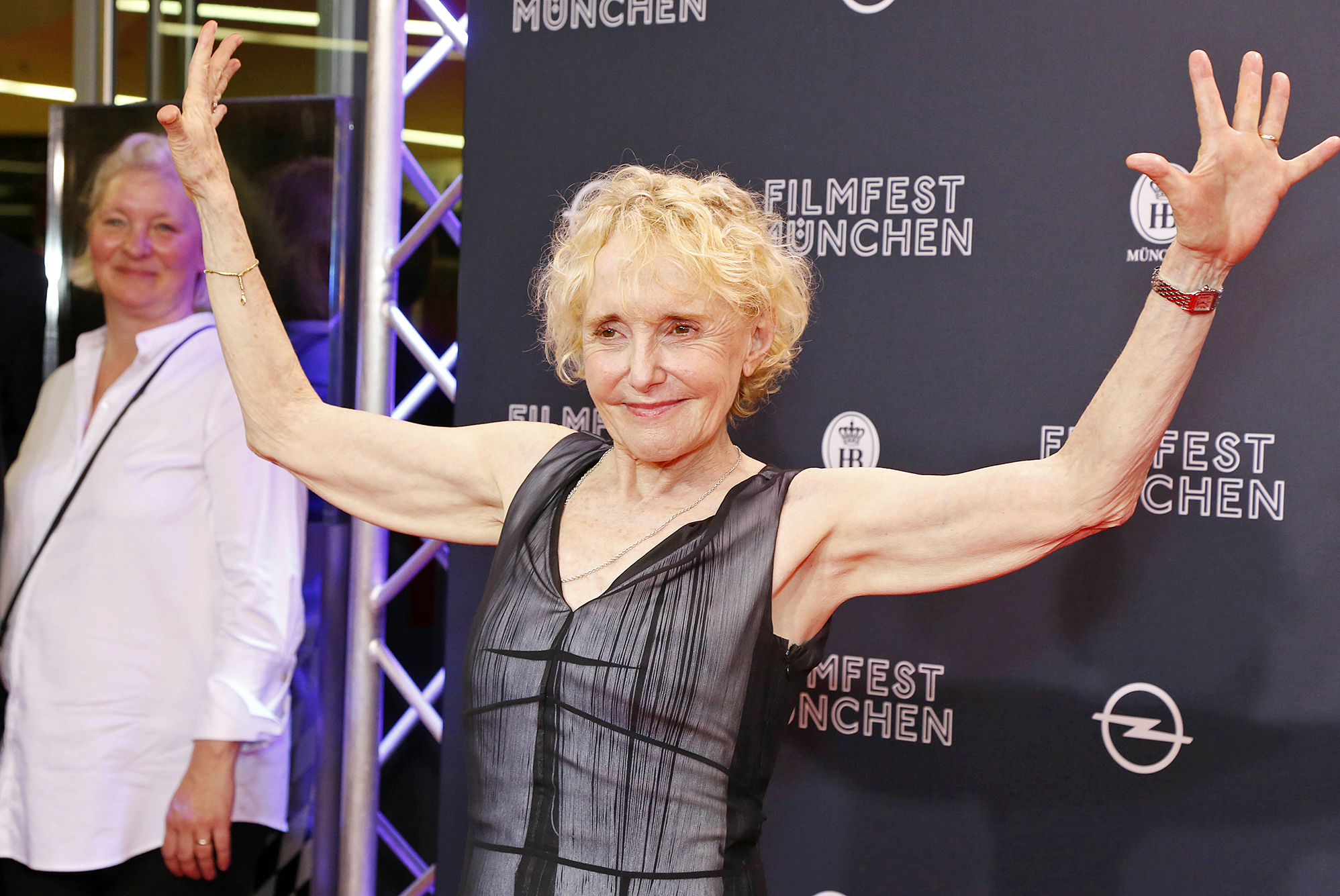 "Claire Denis at thr opening 35th Filmfest Munich and ""Un Beau Soleil Interieur"" premiere Mathäser Filmpalast, Munich"