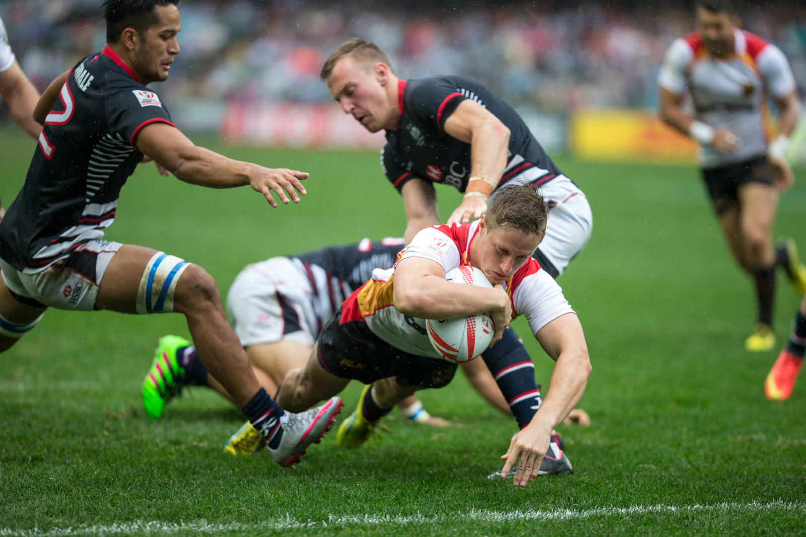 World-class rugby7s comes to Munich's Olympic Stadium -- photo: Oktoberfest7s