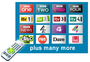 Uk Channels On Tv