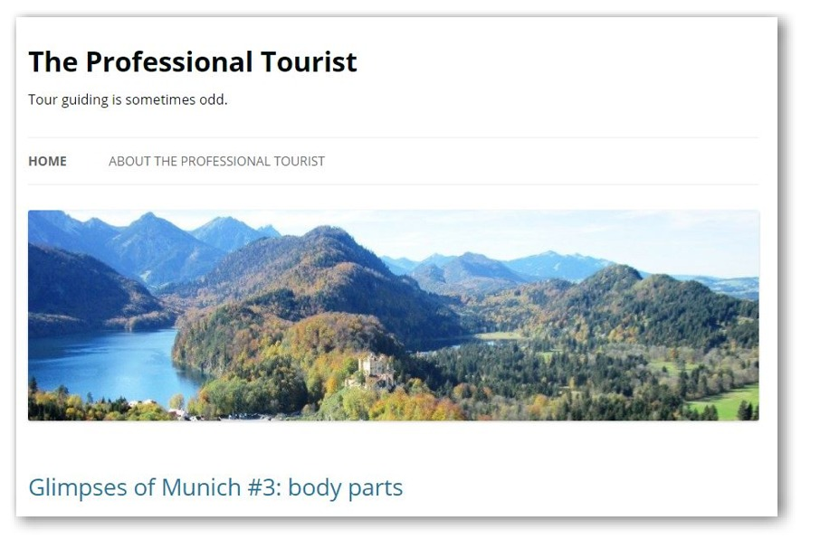 MunichNOW The Professional Tourist