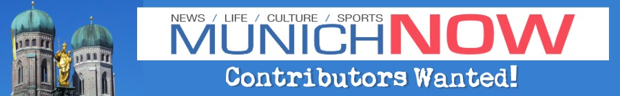 MunichNOW  Contributors Wanted!