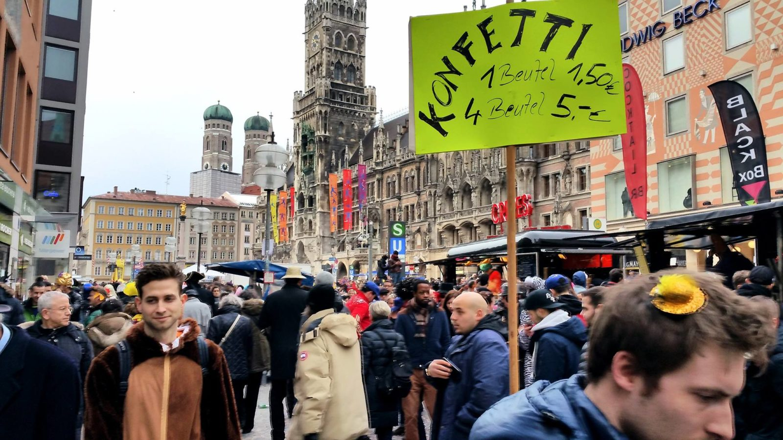 Munich S Fasching Celebration You Can Find Me There This Tuesday