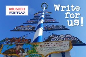 MunichNOW: Write for us!