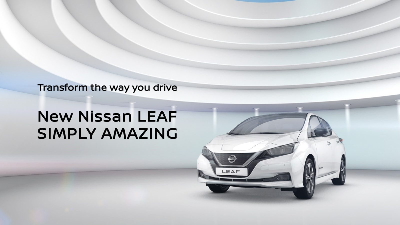Nissan Leaf – Intelligent Driving
