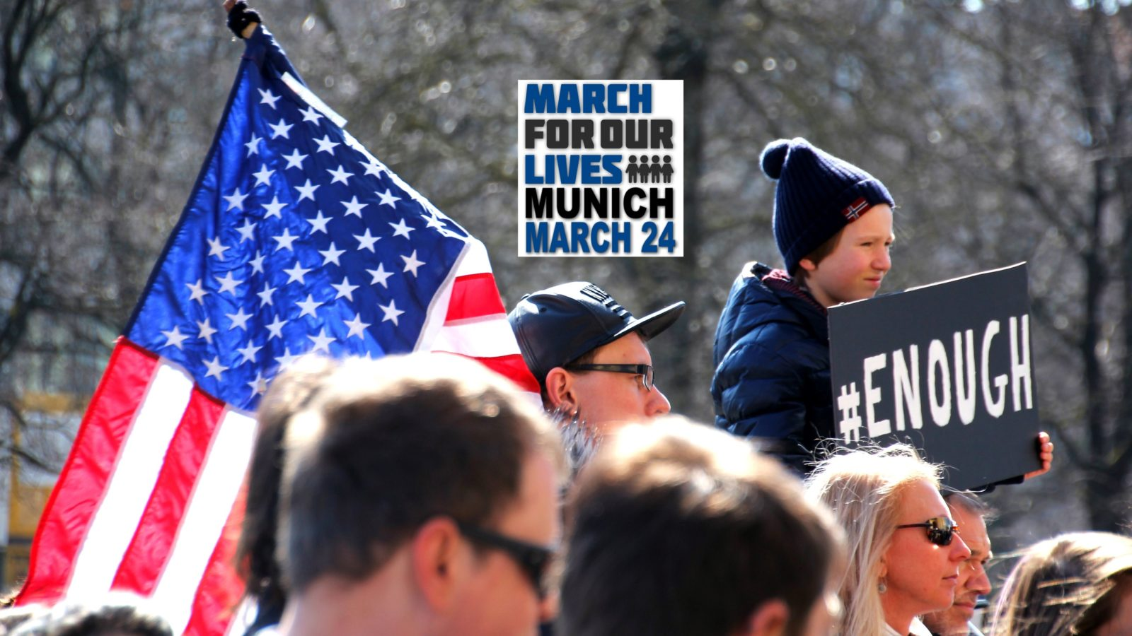 MunichNOW Munich March For Our Lives