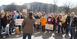 MunichNOW Munich March For Our Lives Gallery 1