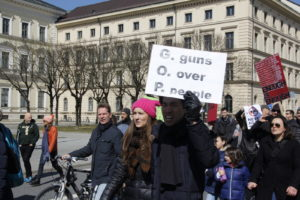 MunichNOW Munich March For Our Lives Gallery 2