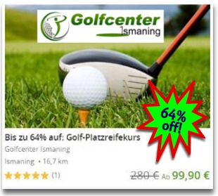 MunichNOW Golfcenter Ismaning