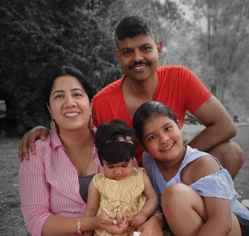 The Joshi Family
